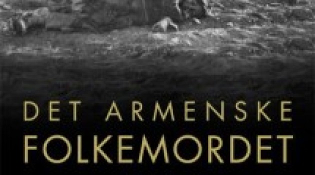Ny bok ut i nov 2015: Det armenske folkemordet